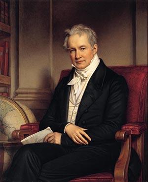 Alexandre Von Humboldt - 1843